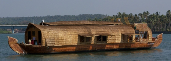 House Boats in India